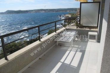 L'Escala - Appartment with spectacular sea view