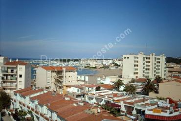 L'Escala - Riells-Apartament vista al mar