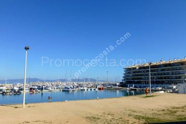 L'Escala - LA CLOTA-Appartement avec vue sur la mer