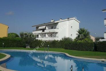 L'Escala - Riells beach - Spacious and bright duplex - flat