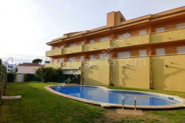L'Escala - Agradable apartamento a 100m de la playa de Montgó