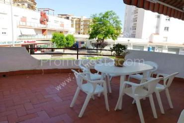L'Escala - Apartment located at 100m from the sea