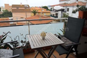 L'Escala - Old Town-Apartment with 3 bedrooms