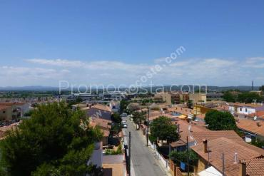 L'Escala - Apartment located just 500m from the Riells beach