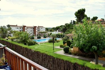 L'Escala - Apartment located just 300m from the Riells beach