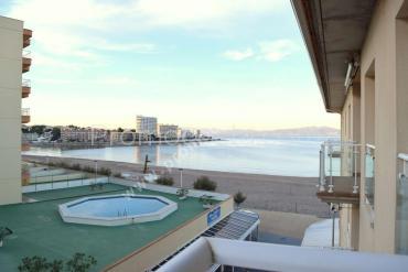 L'Escala - Avec vue sur la mer et piscine communautaire