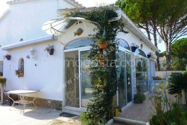 L'Escala - Detached house with private garden