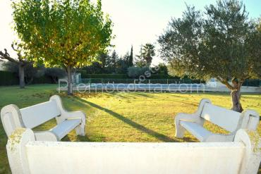 Bellcaire - House with private garden and swimming pool