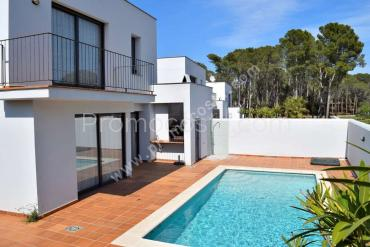 L'Escala - Maison F5 avec piscine privée