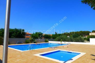 L'Escala - Bonica casa amb piscina comunitària