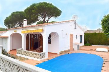 L'Escala - Detached house with garden and private pool