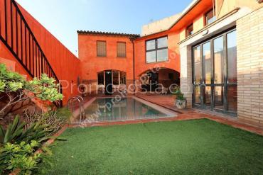 Torroella De Montgrí - Casa con piscina privada y calefacion central