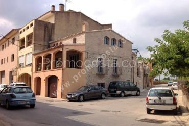 Bellcaire - Large rustic house with private pool in Bellcaire