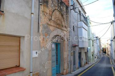 L'Escala - Fishermen house to renovate