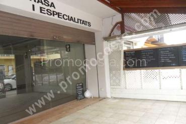 L'Escala - Restaurant for sale