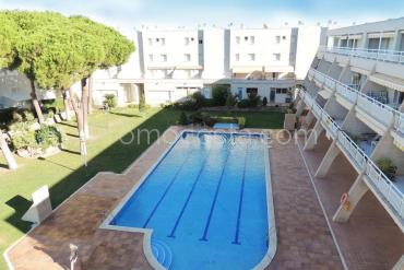 L'Escala - Apartment in perfect condition with community swimming pool