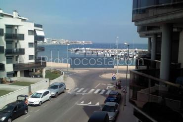 L'Escala - Modern apartment with sea view and pool, near the beach