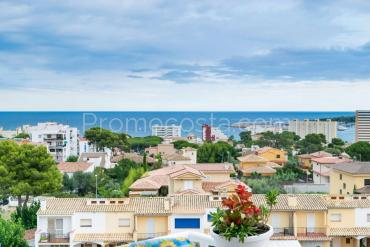L'Escala - Apartment with panoramic sea and mountain views
