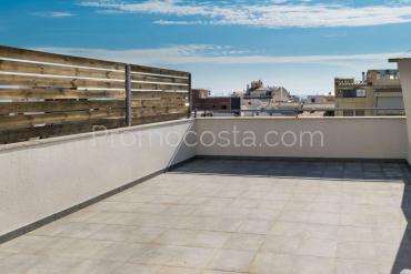 L'Escala - Ático dúplex moderno en el Casco Antiguo