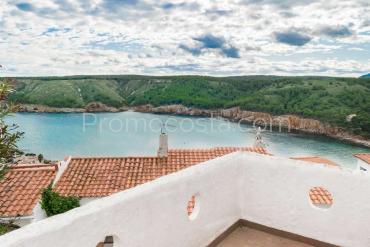 L'Escala - Casa con vistas al mar en Montgo