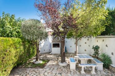L'Escala - Casa con jardín privado y garaje