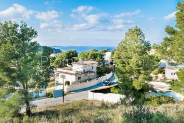 L'Escala - Plot with sea views located in Montgo