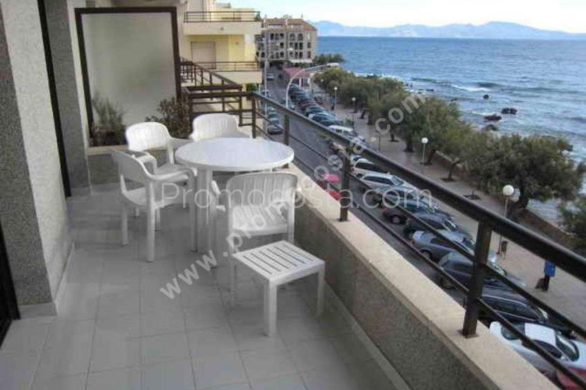 L'Escala, Appartment with spectacular sea view