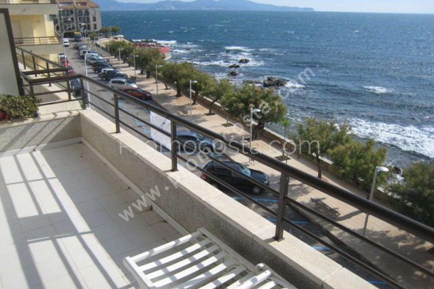 L'Escala, CASCO ANTIGUO-Dúplex en1ª linea del mar