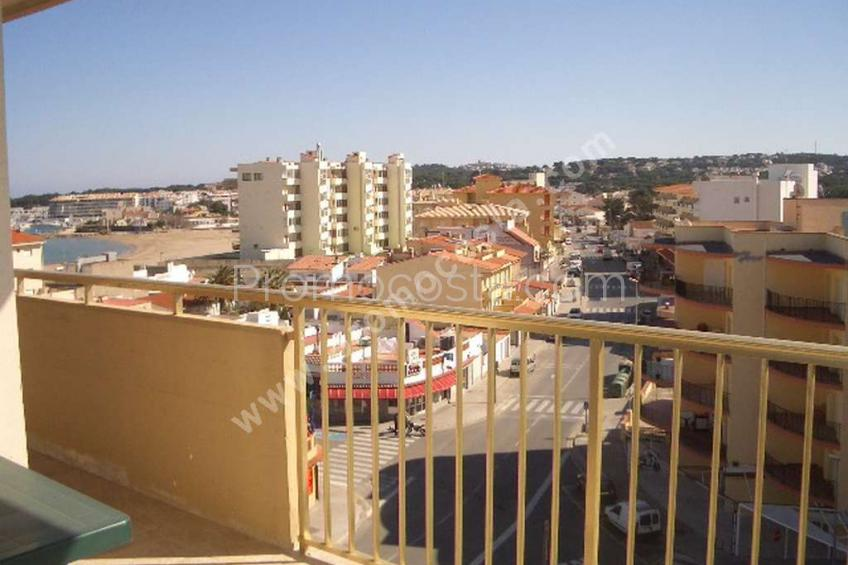 L'Escala, Riells -Apartment with  views over the sea