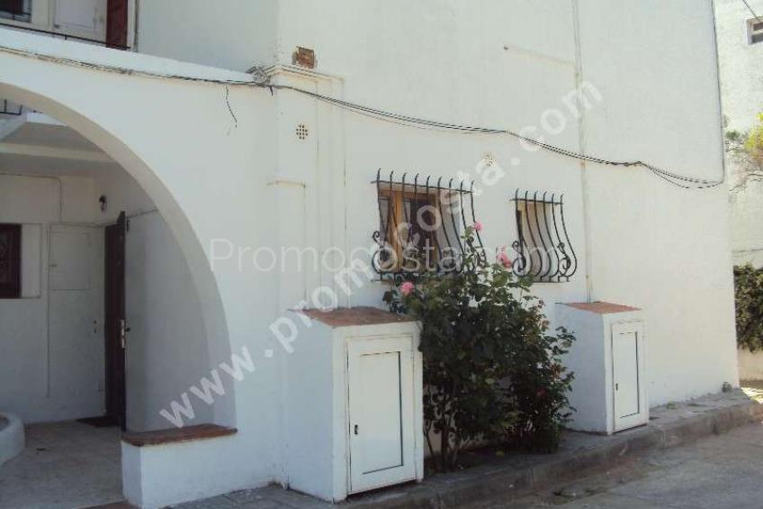 L'Escala, Apartment on the ground floor