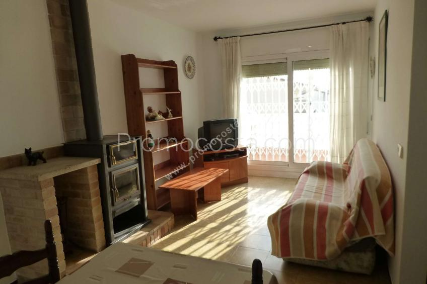 L'Escala, Riells-apartment renovated with garage