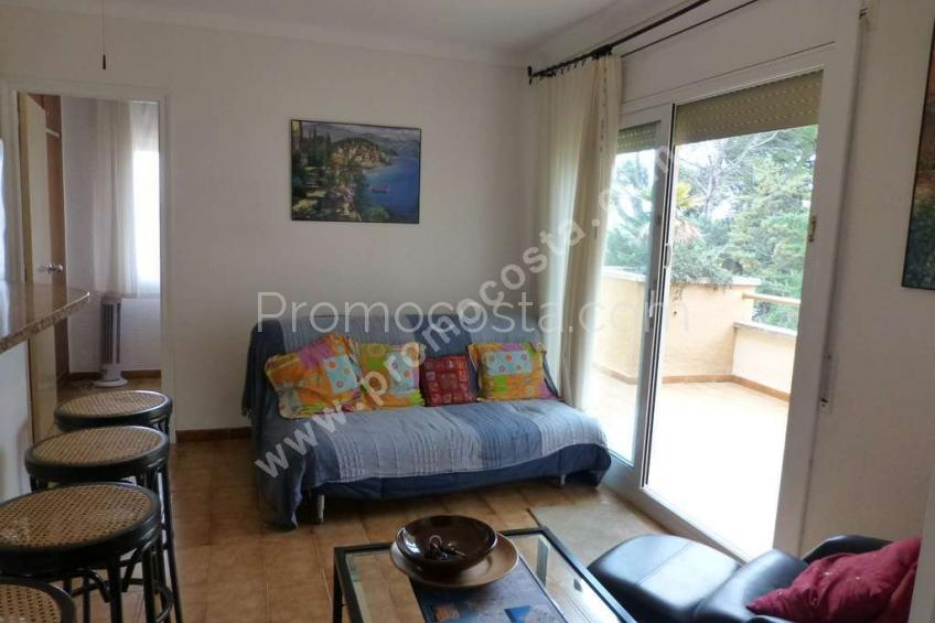L'Escala, Apartament amb vistes al mar