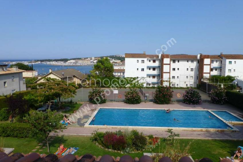 L'Escala, Apartment with beautiful sea views