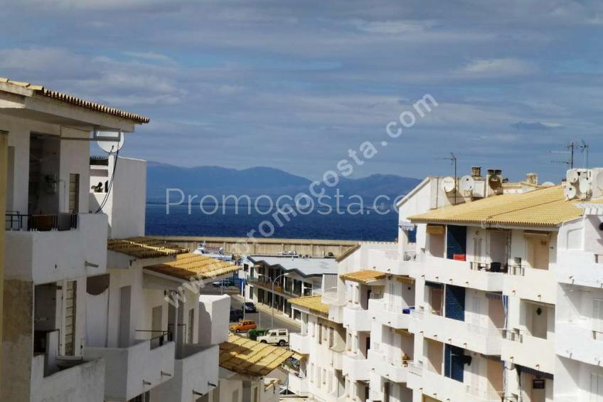 L'Escala, Nice apartment with sea view