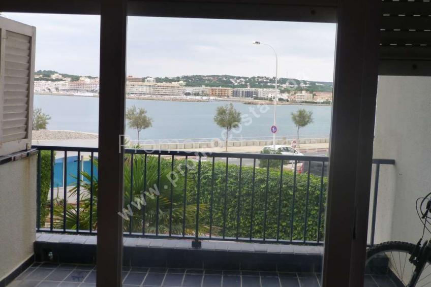 L'Escala, Duplex avec vue sur la mer
