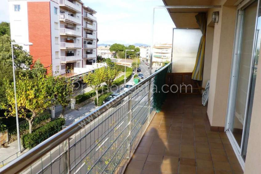 L'Escala, Apartment with sea view and 3 bedrooms
