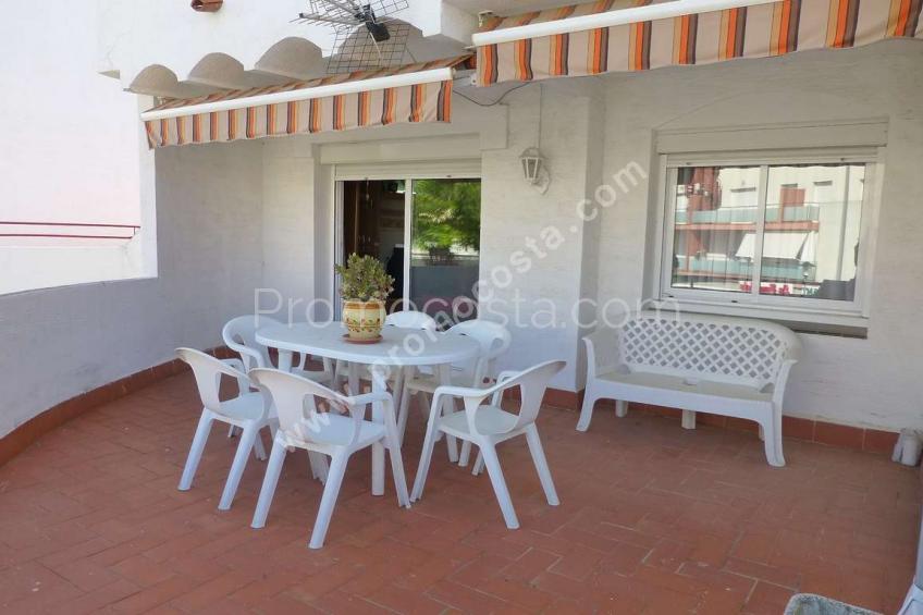 L'Escala, Appartement situé à 100m de la mer