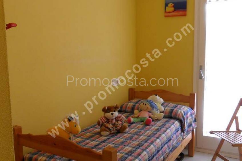 L'Escala, Casco Antiguo- Apartamento con 3 habitaciones