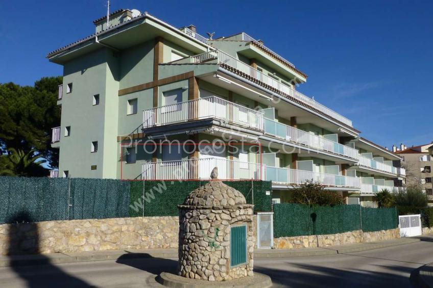 L'Escala, Apartment with sea views