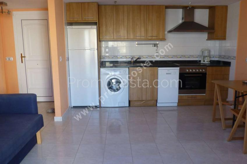 L'Escala, Apartment located at  100m from the Riells beach