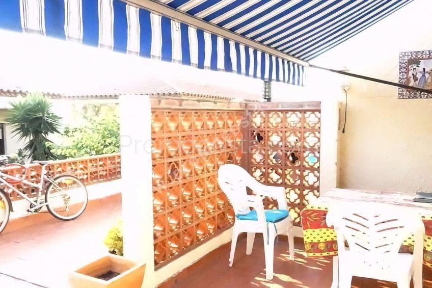 Bellcaire, Apartamento con terraza de 30m2