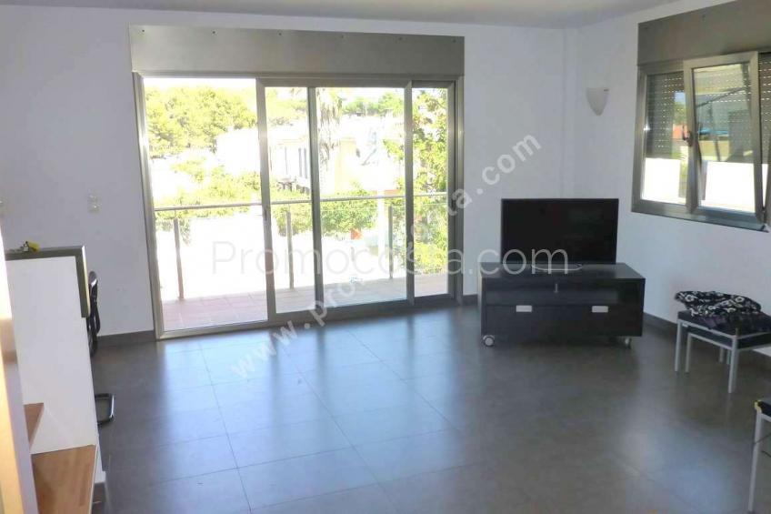 L'Escala, Appartement confortable avec piscine communautaire