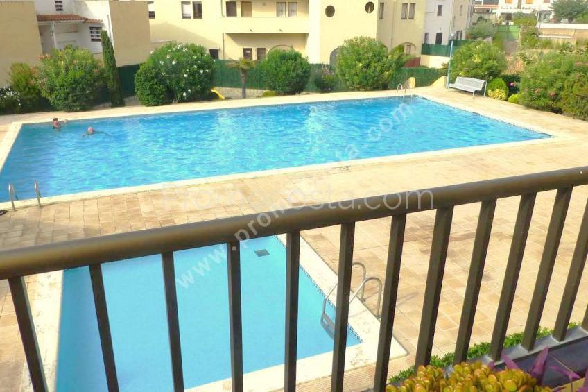 L'Escala, RIELLS- Appartement confortable à 100m de la plage