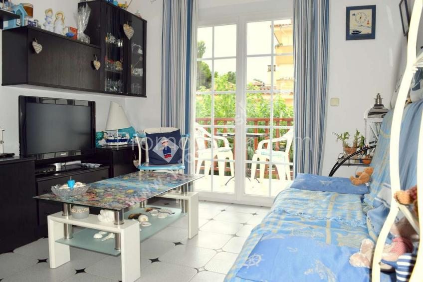L'Escala, Apartment located just 300m from the Riells beach