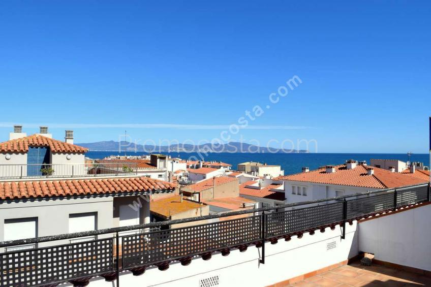 L'Escala, Vieille Ville - Appartement à 200m de la mer