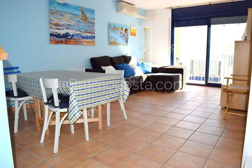 L'Escala, Old Village - 50m from the beach