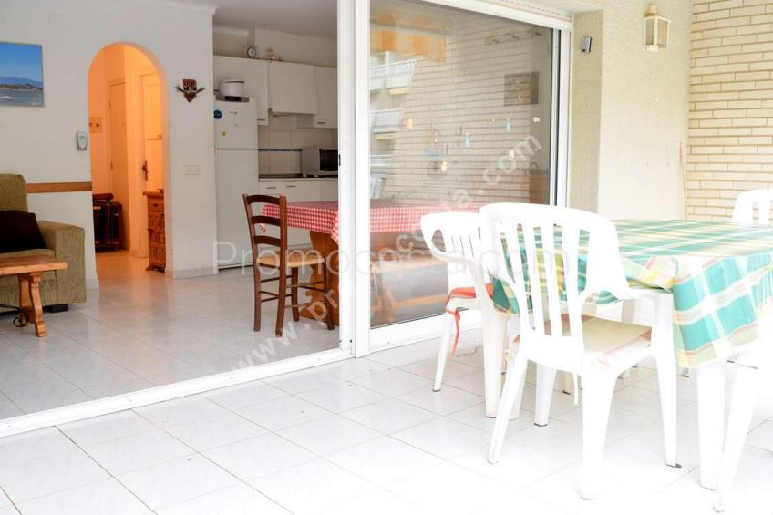 L'Escala, With community pool, 300m from the beach