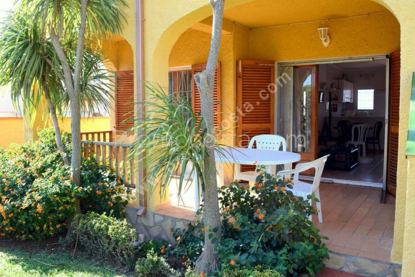 L'Escala, Appartement de rez de chaussée avec piscine
