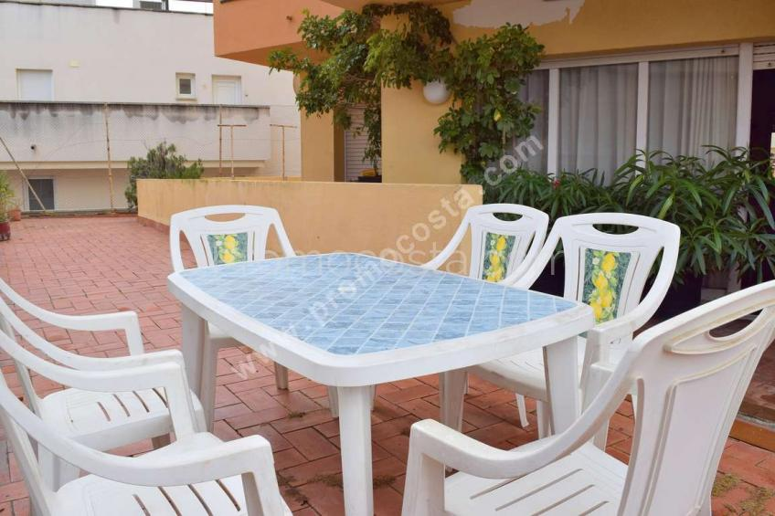 L'Escala, Apartment located at 100m from the beach Riells