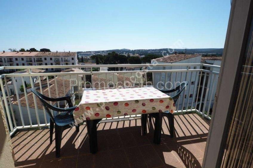 L'Escala, Apartment located at 500m from the beach Riells